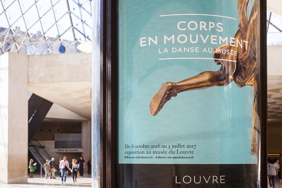 Julie Richard Musée du Louvre, édition