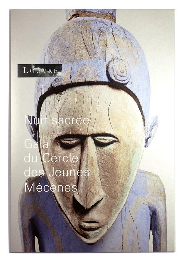 Julie Richard Musée du Louvre mécénat, édition