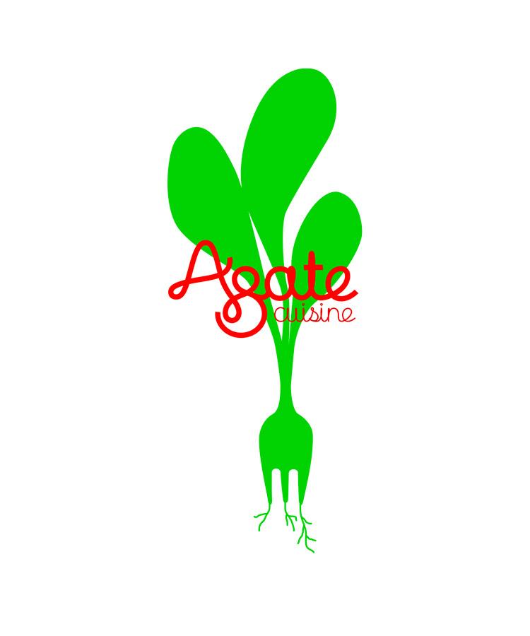 Julie Richard Agate cuisine, identité