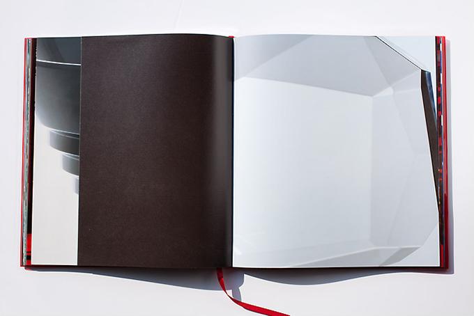 Julie Richard Polymago / Baccarat, édition