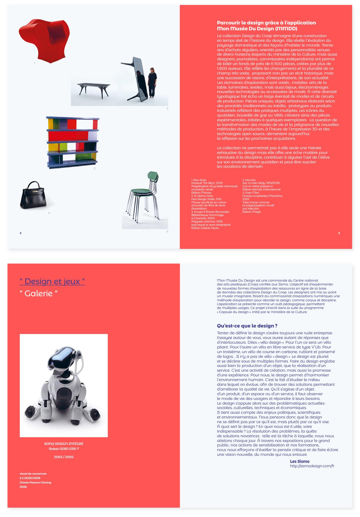 Julie Richard Les Sismo / Le Cnap, édition