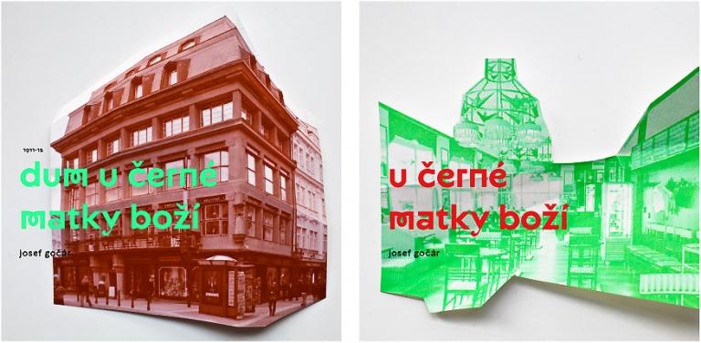 Julie Richard Architecture cubiste, visuel